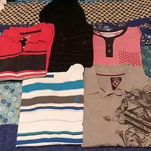 Boys tee shirt assortment